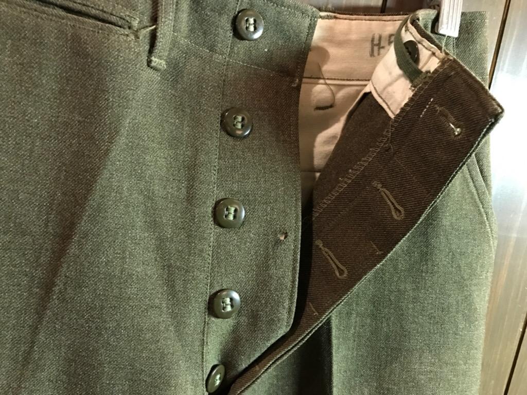 神戸店2/15(水)ヴィンテージ&スーペリア入荷!#1 40\'s US.Army Mountain Trooper Wool Trousers!!!_c0078587_20454052.jpg