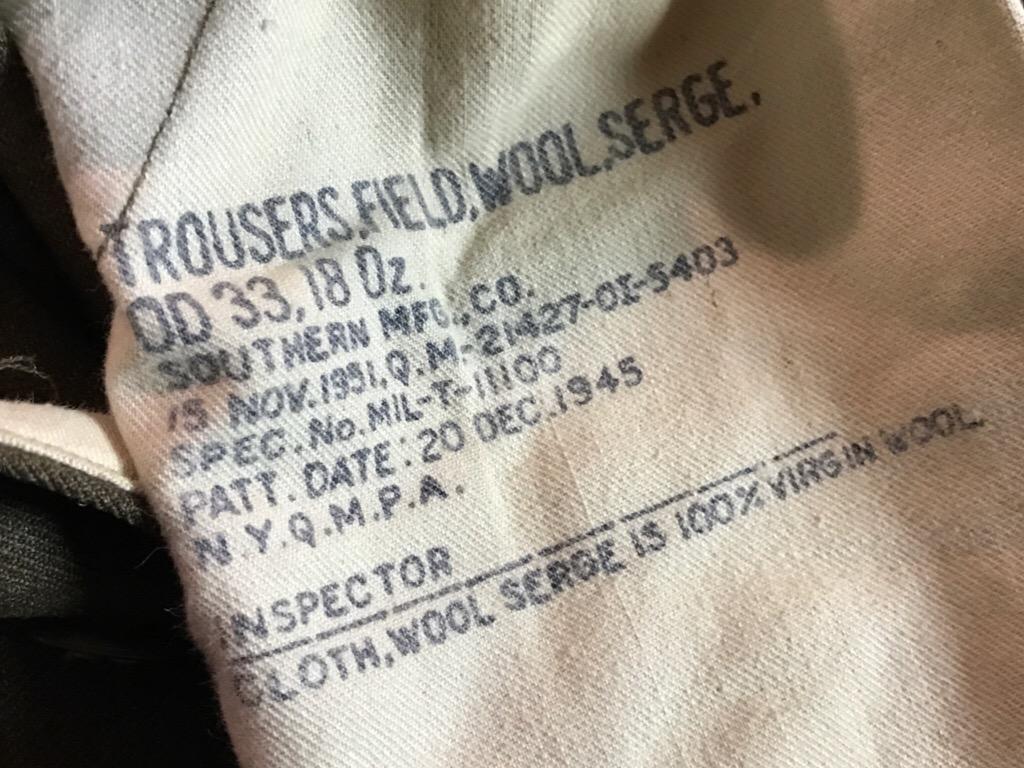 神戸店2/15(水)ヴィンテージ&スーペリア入荷!#1 40\'s US.Army Mountain Trooper Wool Trousers!!!_c0078587_20455838.jpg