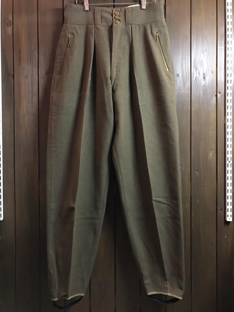 神戸店2/15(水)ヴィンテージ&スーペリア入荷!#1 40\'s US.Army Mountain Trooper Wool Trousers!!!_c0078587_2071053.jpg