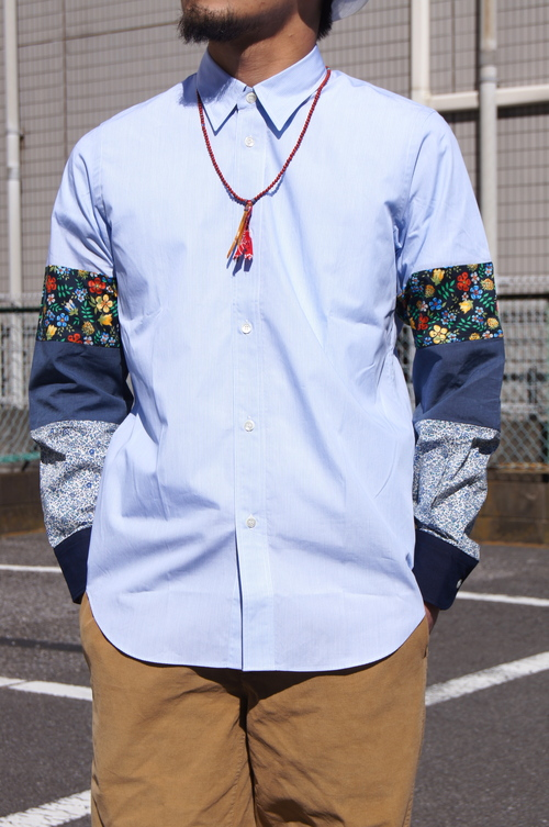 UNDERPASS - 17S/S Recommend Shirs selections._c0079892_19131758.jpg