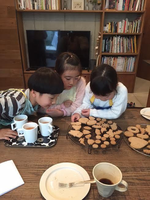 親子でお菓子教室!_e0030528_09265898.jpg