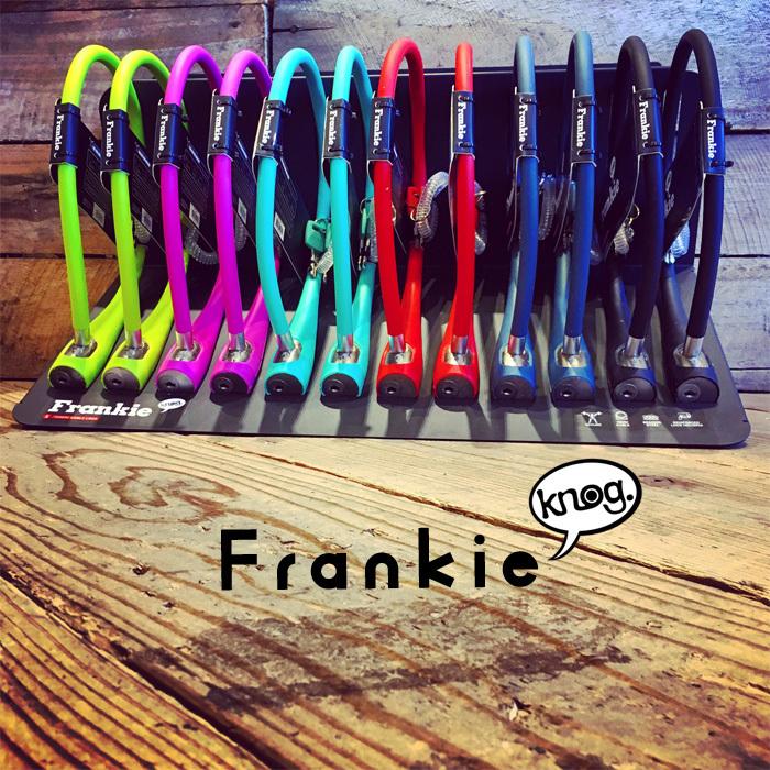 Knog 新作ロック『Frankie』フランキー ノグ おしゃれロック 自転車ロック おしゃれ自転車 リピトデザイン_b0212032_20572874.jpg