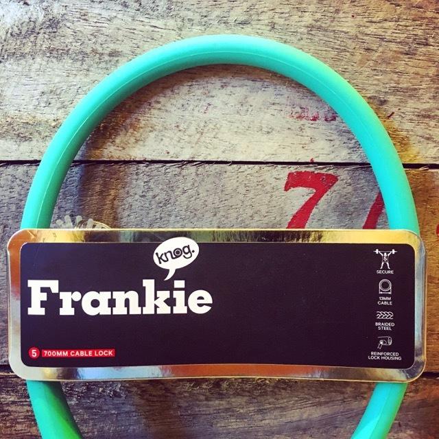 Knog 新作ロック『Frankie』フランキー ノグ おしゃれロック 自転車ロック おしゃれ自転車 リピトデザイン_b0212032_20585041.jpg