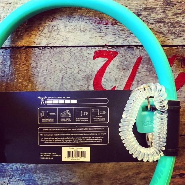 Knog 新作ロック『Frankie』フランキー ノグ おしゃれロック 自転車ロック おしゃれ自転車 リピトデザイン_b0212032_20590472.jpg