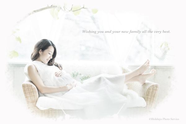 ご夫婦お二人のマタニティ撮影☆ 東京代々木公園すぐそばの撮影スタジオHolidays PhotoService_c0351247_16095364.jpg