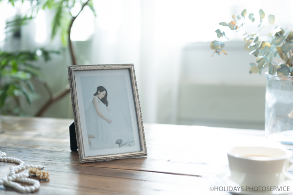 ご夫婦お二人のマタニティ撮影☆ 東京代々木公園すぐそばの撮影スタジオHolidays PhotoService_c0351247_16275705.jpg