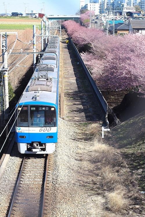 KEIKYU BLUE SKY TRAIN_a0292060_16124450.jpg