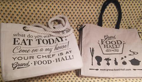 お洒落で良い物をお買いもの♪「GRAND・FOOD・HALL!(グランドフードホール)」@芦屋_b0051666_07292339.jpg