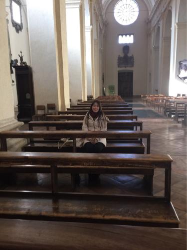 アッシジ 聖フランチェスコ聖堂 神々しいエネルギー満ちる街 イタリア珍道中4日目!トラットリア Pallota ☆_f0355367_23310452.jpg