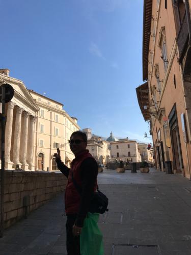 アッシジ 聖フランチェスコ聖堂 神々しいエネルギー満ちる街 イタリア珍道中4日目!トラットリア Pallota ☆_f0355367_23391764.jpg