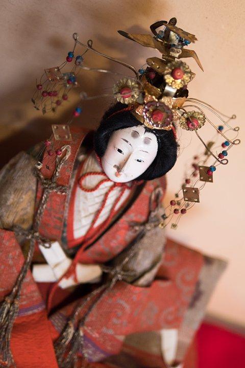 雛祭りの季節の庄屋屋敷_d0353489_2251427.jpg