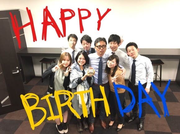 🎂HAPPY BIRTH DAY 副社長🎂_a0215492_13272294.jpg