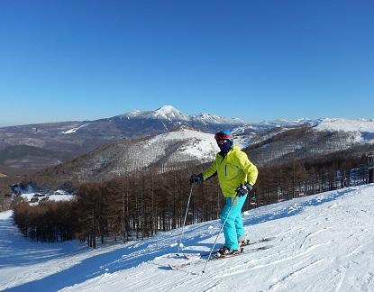 スキースピードチャレンジ 再び_e0077899_15414768.jpg