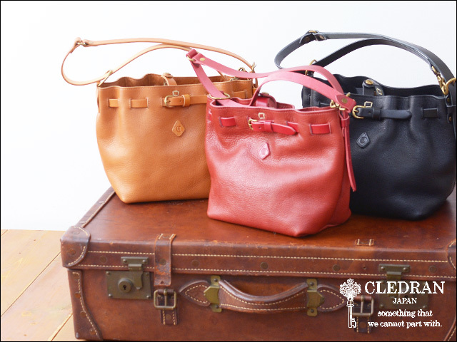 CLEDRAN [クレドラン]AMO 2WAY PURSE SHOULDER [81-3117/3120/3121]  LADY\'S_f0051306_19481619.jpg
