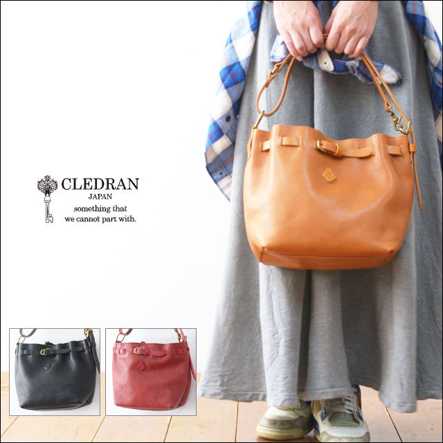 CLEDRAN [クレドラン]AMO 2WAY PURSE SHOULDER [81-3117/3120/3121]  LADY\'S_f0051306_19481753.jpg