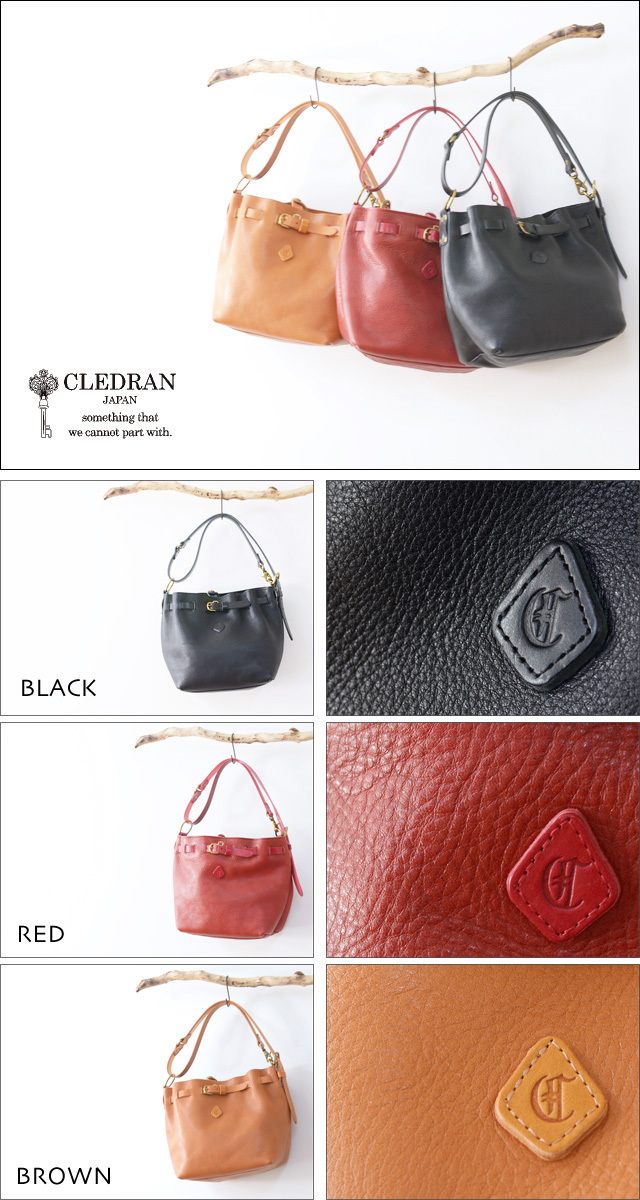 CLEDRAN [クレドラン]AMO 2WAY PURSE SHOULDER [81-3117/3120/3121]  LADY\'S_f0051306_19481870.jpg