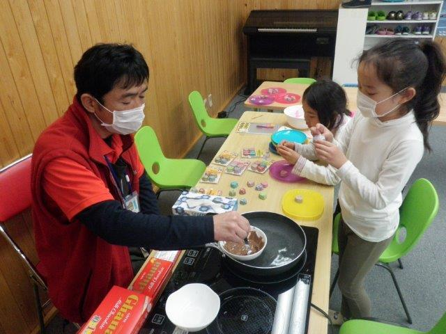 2月6日・7日 Valentine\'s chocolate making_c0315913_16251276.jpg