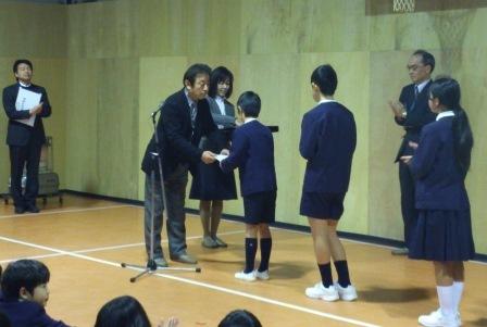 「平成28年度 宮島環境標語コンテスト」の入選作品表彰式を開催しました_f0229523_20303333.jpg