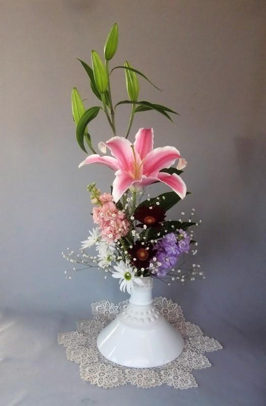 藤村俊二さんが好きな花と言わせたカスミソウ_f0329849_22193237.jpg