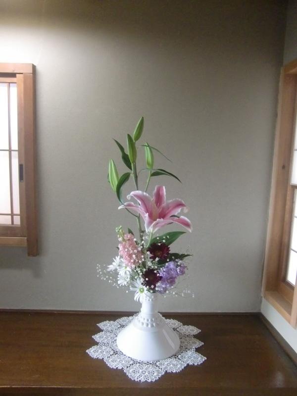 藤村俊二さんが好きな花と言わせたカスミソウ_f0329849_22211352.jpg