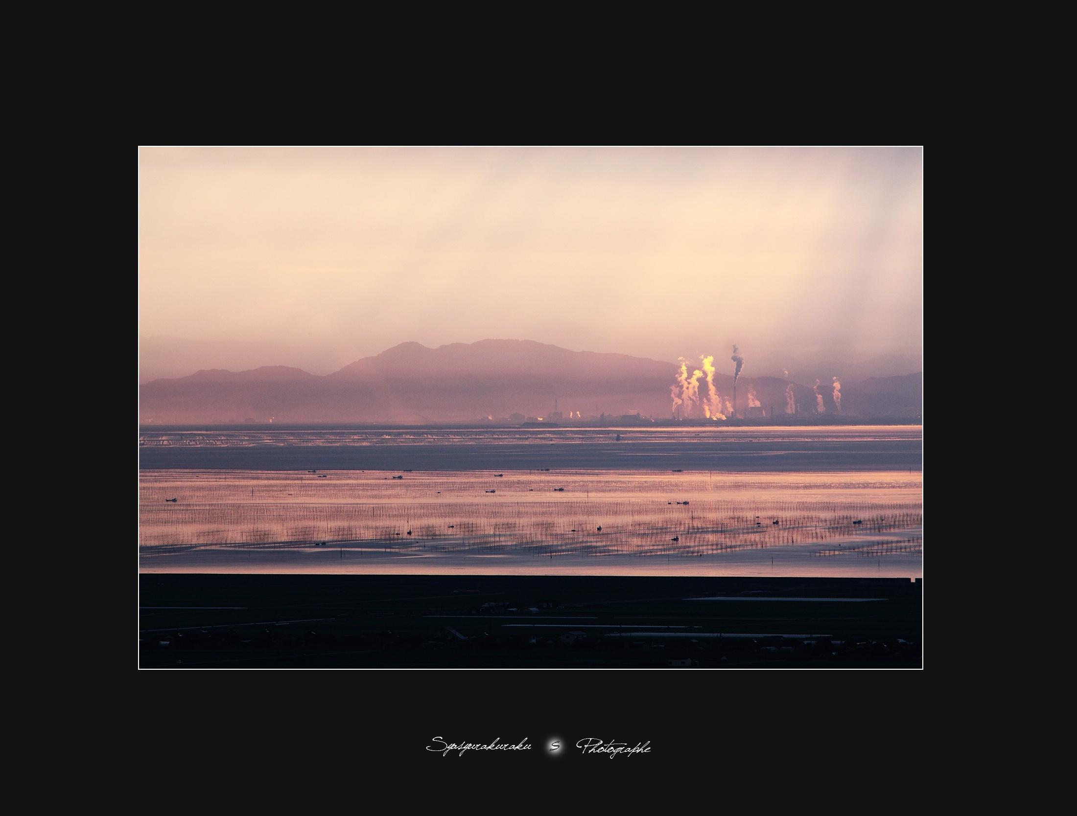対岸の夜明け_c0253556_06223770.jpg
