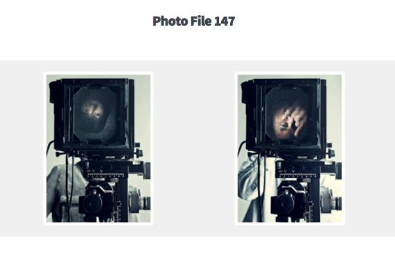STUDIO M2 Photo File No.147 「 sinar P2 ビューカメラの焦点板ガラス 」_a0002672_15150614.jpg