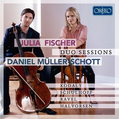 Duo Sessions@Julia Fischer & Daniel Müller-Schott_c0146875_19595294.jpg