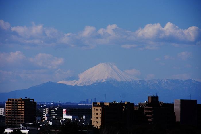 富士遠望 _b0268615_8344022.jpg