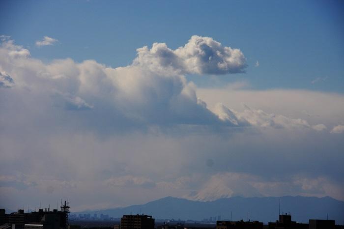 ベール雲 (積雲)_b0268615_8415317.jpg