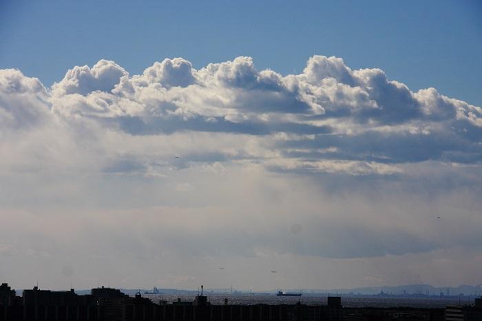 ベール雲 (積雲)_b0268615_8422742.jpg