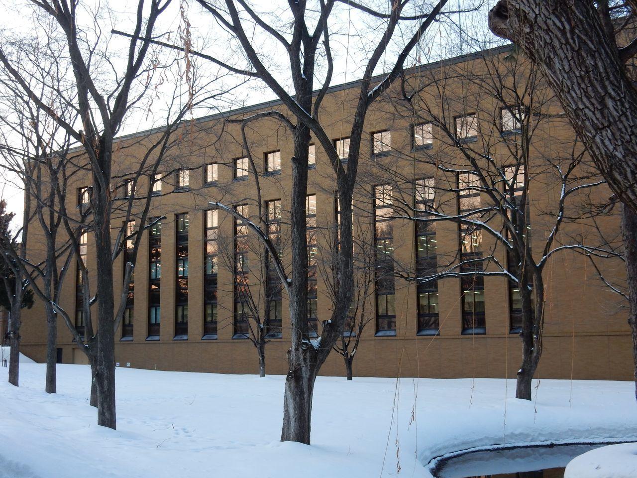 北大図書館周辺でウロウロ_c0025115_23190863.jpg