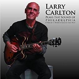 Larry Carlton 「Plays the sound of Philadelphia」 (2010)_c0048418_23384079.jpg