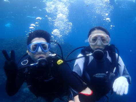 2月15日青の洞窟体験ダイビング行ってきました~_c0070933_22284165.jpg