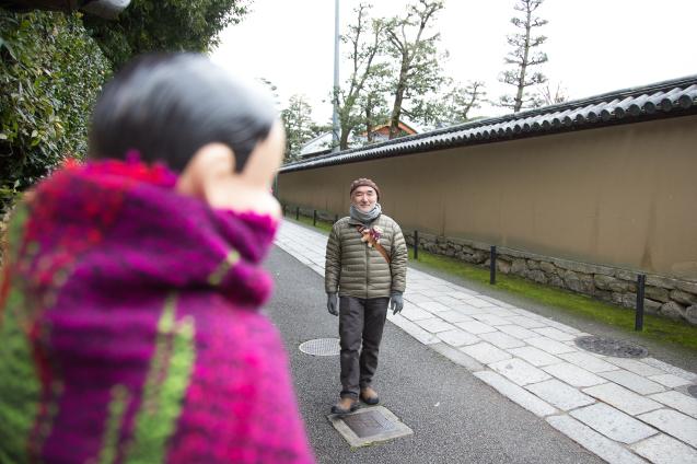 """昆布男と """"高桐院"""" へ_e0369736_16544015.jpg"""
