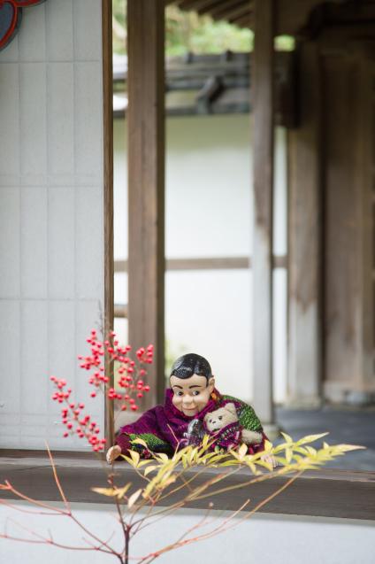 """昆布男と """"高桐院"""" へ_e0369736_17081911.jpg"""