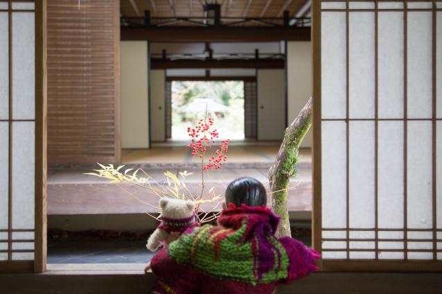 """昆布男と """"高桐院"""" へ_e0369736_17082529.jpg"""