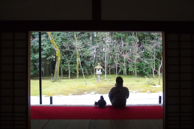 """昆布男と """"高桐院"""" へ_e0369736_17121973.jpg"""