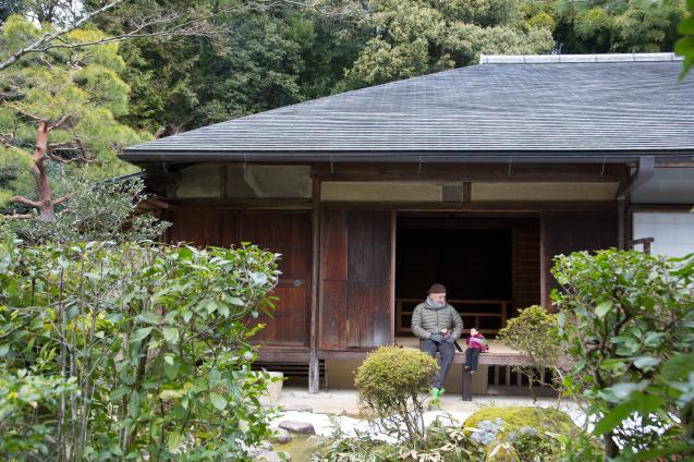"""昆布男と """"高桐院"""" へ_e0369736_17130594.jpg"""