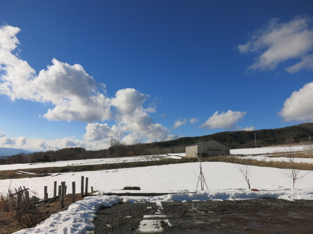 蕎麦の茶屋 丸山 ~ 湯の丸スキー場 @湯の山高原_f0236260_00341054.jpg