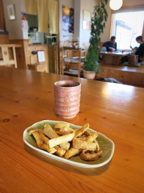 蕎麦の茶屋 丸山 ~ 湯の丸スキー場 @湯の山高原_f0236260_00360410.jpg