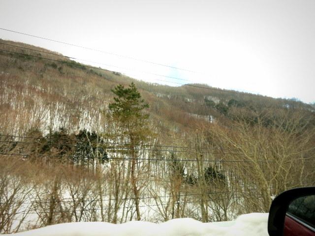 蕎麦の茶屋 丸山 ~ 湯の丸スキー場 @湯の山高原_f0236260_16174753.jpg