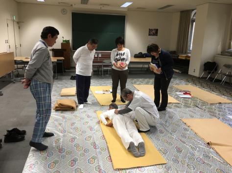 日本指圧協会 学術部 指圧研究会日本赤十字社にて。_a0112393_18331715.jpg