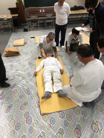 日本指圧協会 学術部 指圧研究会日本赤十字社にて。_a0112393_18331929.jpg