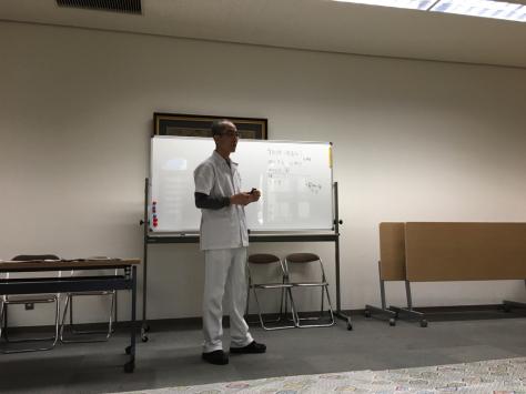 日本指圧協会 学術部 指圧研究会日本赤十字社にて。_a0112393_18332140.jpg