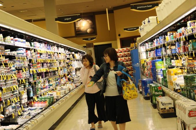 2017正月ハワイ~自炊派には必須のスーパーでの買い出し編~_f0011498_1724774.jpg