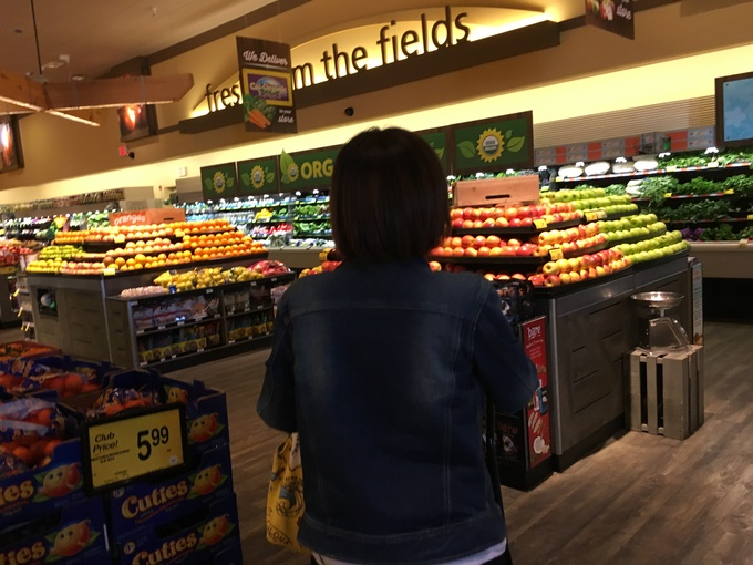 2017正月ハワイ~自炊派には必須のスーパーでの買い出し編~_f0011498_175381.jpg