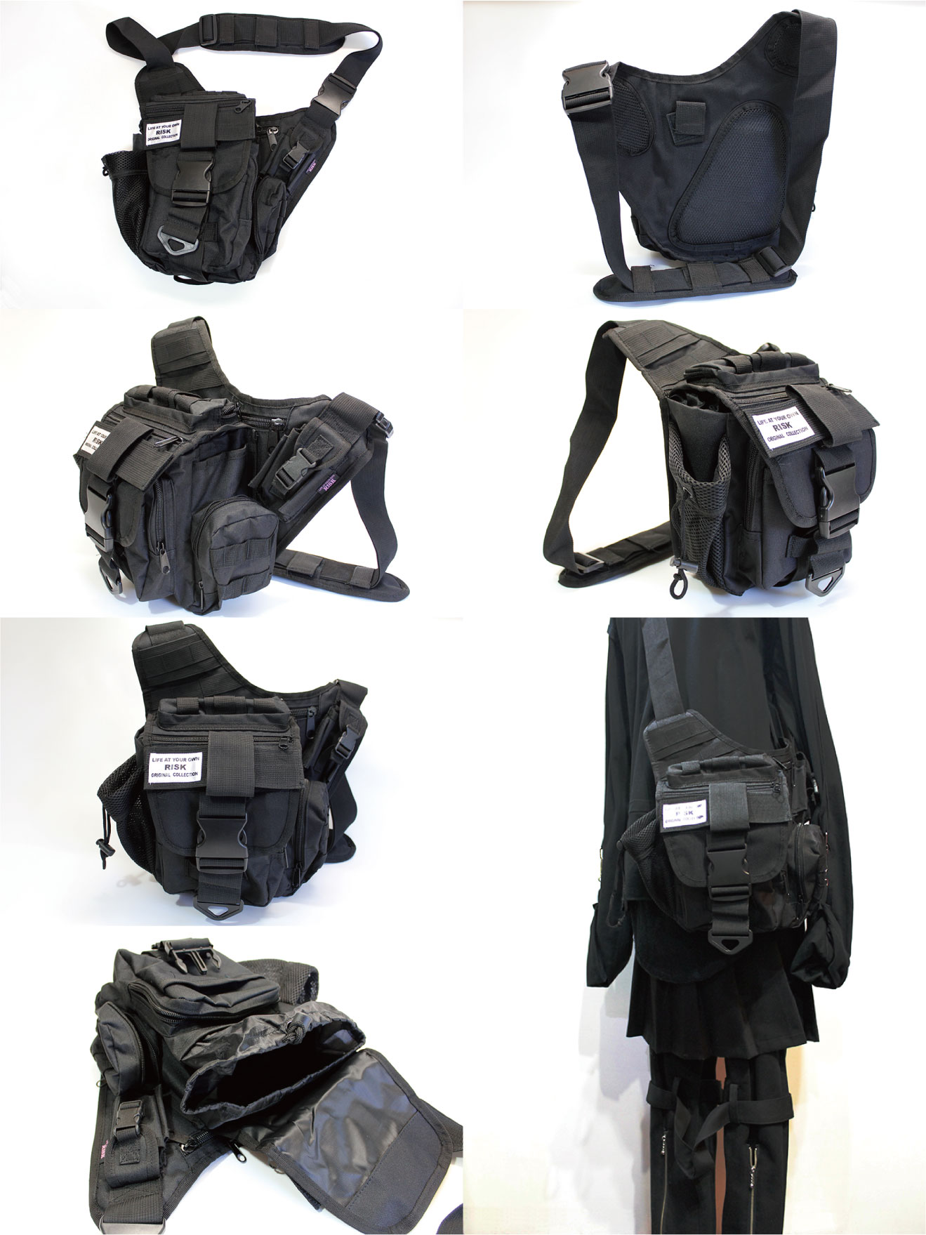 【ARMY SHOULDER BAG (TYPE-A)】再入荷です!_a0097901_1230719.jpg