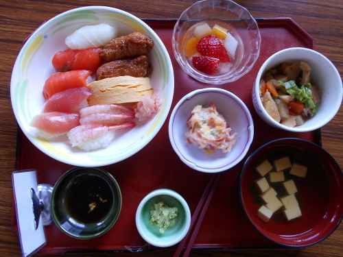 寿司の日_f0367105_18102630.jpg