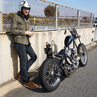 【Harley-Davidson 2】_f0203027_10541639.jpg