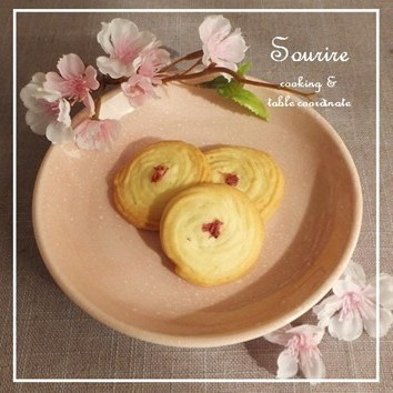 桜のクッキー☆お花見に、卒入学に、春のプチプレゼントで使えるスイーツ_c0350941_21525720.jpg